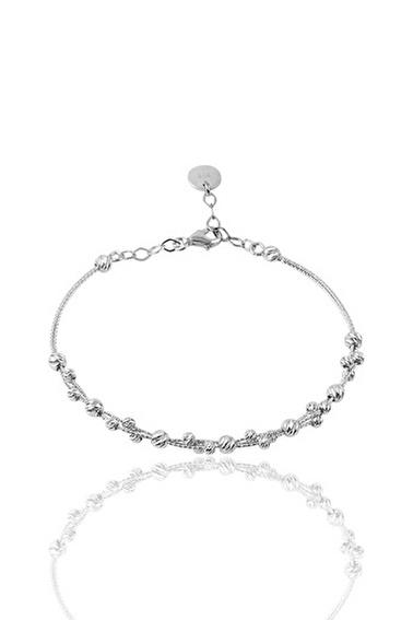 Söğütlü Silver Bileklik Beyaz